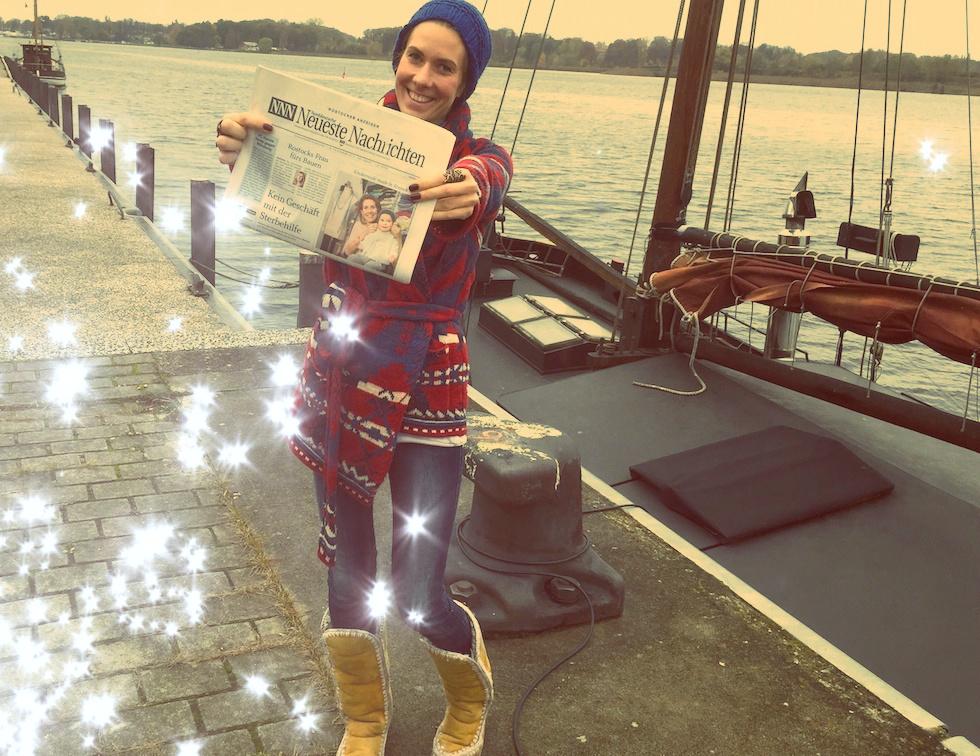 Norddeutsche Neueste Nachrichten Schreibt über Componista Babymode